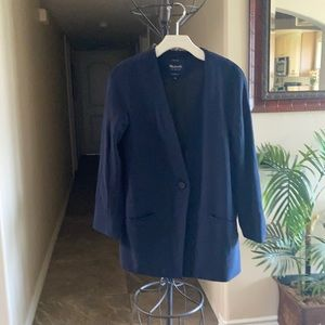 Madewell Navy blazer/Jacket